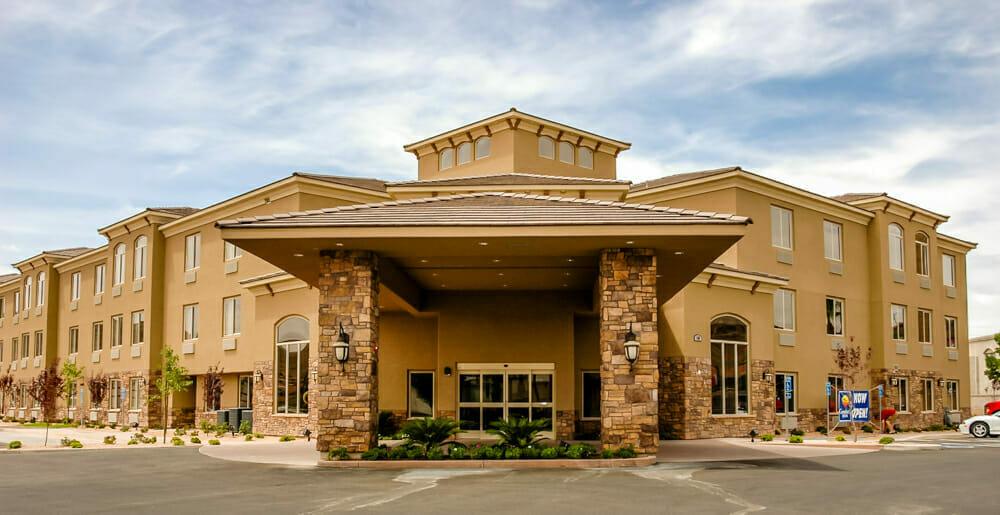 Hotel Rooms In St George Utah