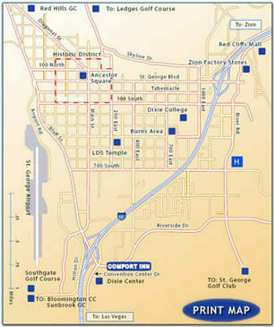 hotel-map-st-george-utah